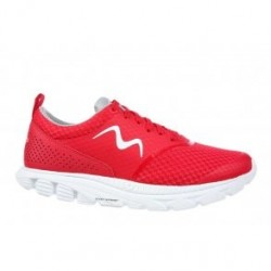 DAME  MBT LIGHTWEIGHT løbesko SPEED 17 W Red,