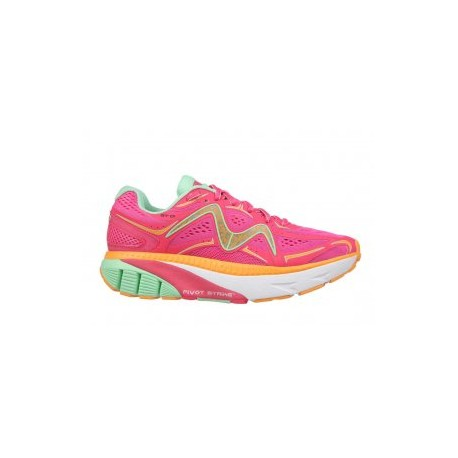 MBT PERFORMANCE løbesko GT 17 W Fuchsia-Mint-Orange-White, dame