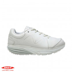 MBT sko Simba Trainer White  damesko
